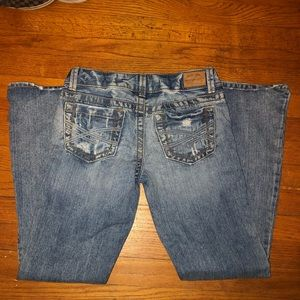 American eagle boot cut hesns